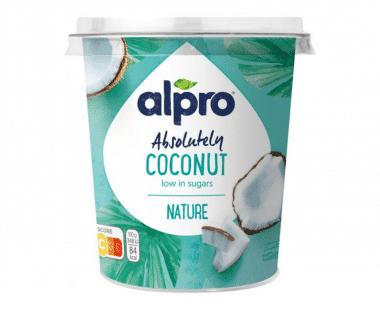 Alpro Absolutely op basis van kokosnoot Natuur Hopr online supermarkt
