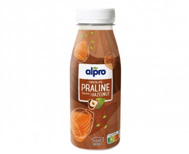 Alpro chocolade hazelnootdrink Hopr online supermarkt