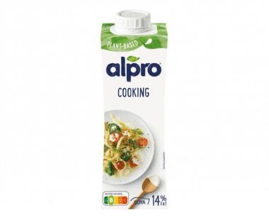 Alpro soya Cuisine Hopr online supermarkt
