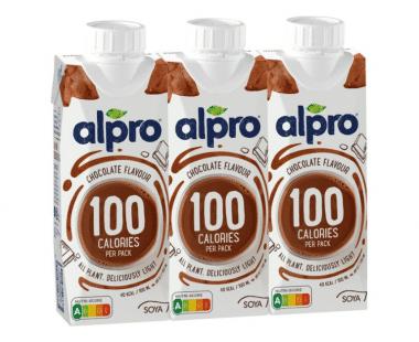 Alpro soya drink choco 100kcal Hopr online supermarkt