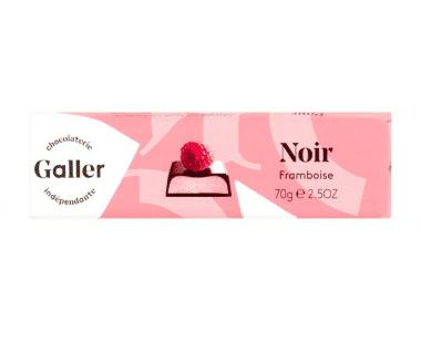 Galler Pure Chocolade Framboos 70g Hopr online supermarkt