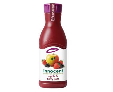 innocent apple berry juice Hopr online supermarkt