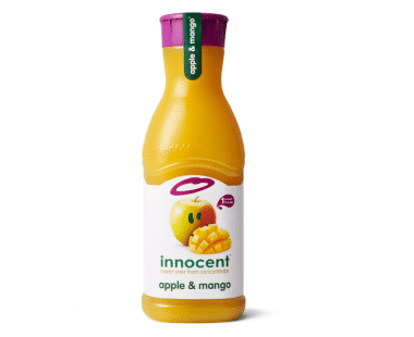 innocent apple mango juice Hopr online supermarkt