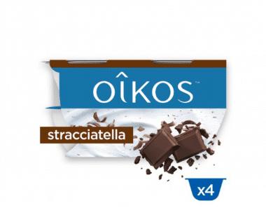 Oikos Yoghurt op Griekse Wijze Stracciatella Hopr online supermarkt