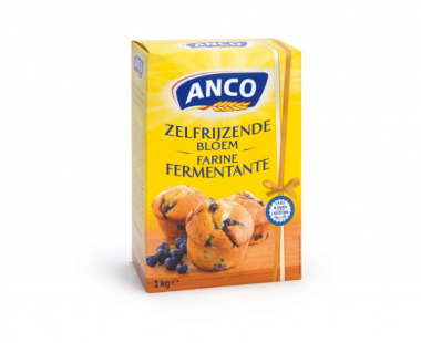 Anco zelfrijzende bloem 1kg Hopr online supermarkt