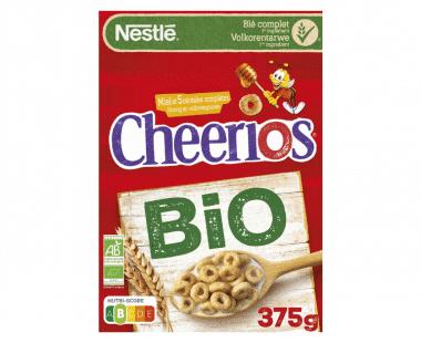 CHEERIOS BIO Honing ontbijtgranen Hopr online supermarkt