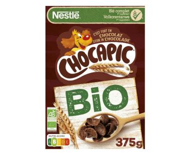 CHOCAPIC BIO Chocolade ontbijtgranen Hopr online supermarkt
