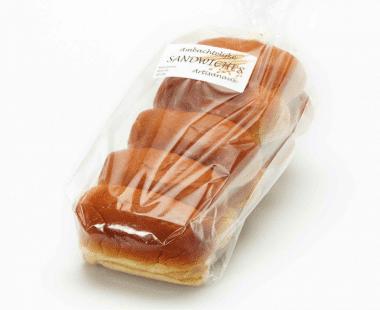 Ambachtelijke sandwiches Hopr online supermarkt