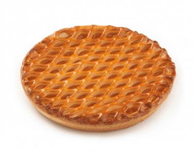 Geruite abrikozentaart Hopr online supermarkt