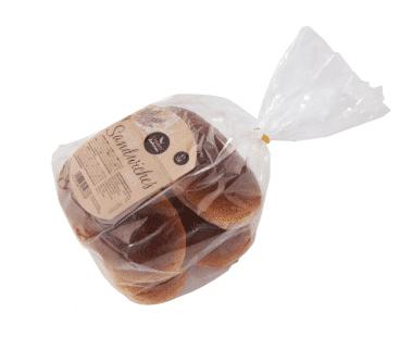 Sandwiches grijs Hopr online supermarkt
