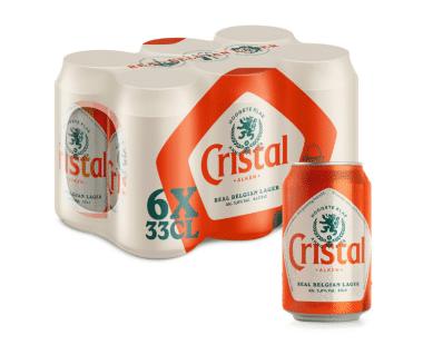 Cristal bier Hopr online supermarkt