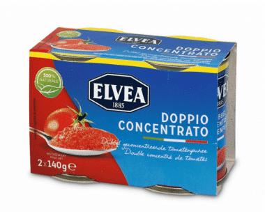 Elvea Dubbel geconcentreerde tomatenpuree Hopr online supermarkt