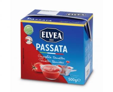 Elvea Passata - Gezeefde tomaten Hopr online supermarkt