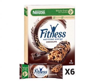 Fitness Chocolade 6x Hopr online supermarkt