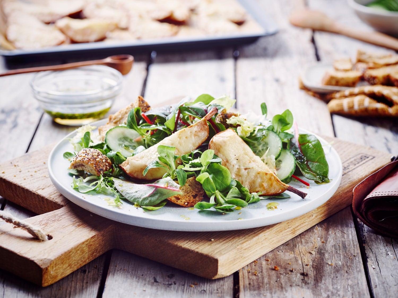 Florette salade peer Hopr