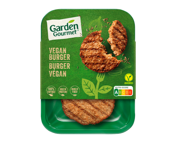 Garden Gourmet Sensational Burger Vegan x2 Hopr online supermarkt