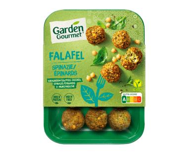 Garden Gourmet Veganistische Falafel Spinazie x9 Hopr online supermarkt
