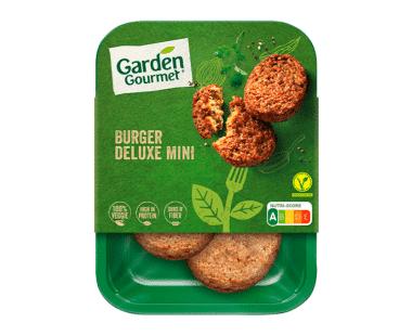 Garden Gourmet Vegetarische Burger Deluxe x2 Hopr online supermarkt