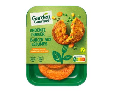 Garden Gourmet Vegetarische Groente Burger x2 Hopr online supermarkt