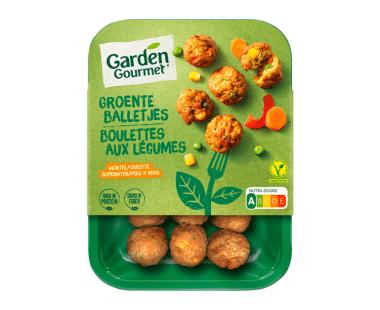 Garden Gourmet Vegetarische Groenteballetjes x14 Hopr online supermarkt
