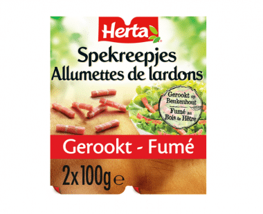 HERTA Spekreepjes Gerookt 2x Hopr online supermarkt