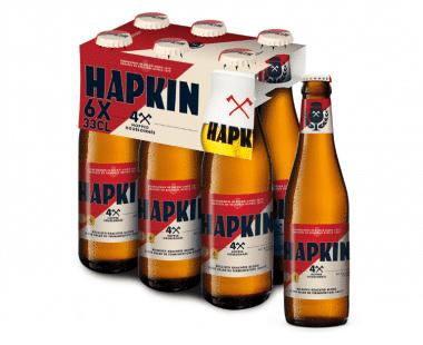 Hapkin bier 6x33cl Hopr online supermarkt