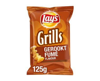Lay's Grills Chips 125g Hopr online supermarkt