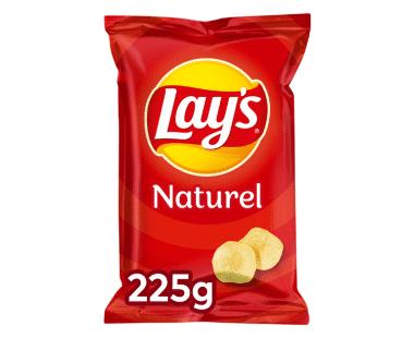 Lay's Naturel Chips 225g Hopr online supermarkt
