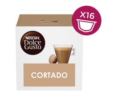 Nescafé Dolce Gusto Cortado Espresso Macchiato Hopr online supermarkt