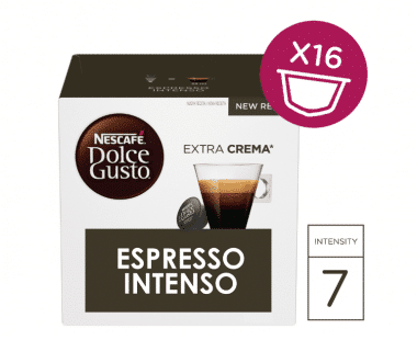 Nescafé Dolce Gusto Espresso Intenso Extra Crema Hopr online supermarkt