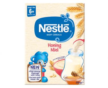 Nestlé Baby Cereals Honing Baby 6 Maanden 250g Hopr online supermarkt