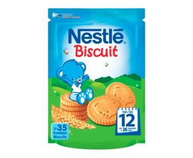 Nestlé Biscuit Natuur Baby 12 Maanden 180g Hopr online supermarkt