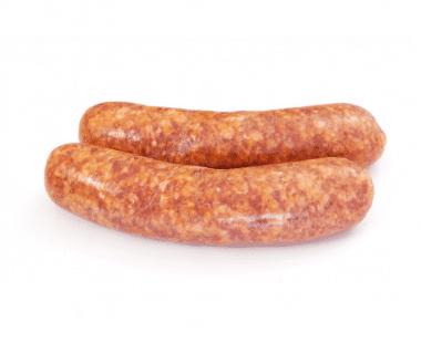 Worst varken/kalfs 2 stuks Hopr online supermarkt