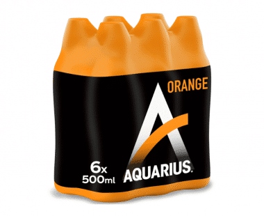 AQUARIUS ORANGE 6x0