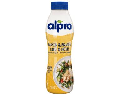 Alpro Soya Bakken & Braden 500ml Hopr online supermarkt