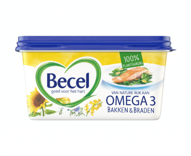 Becel bakken en braden 500g Hopr online supermarkt