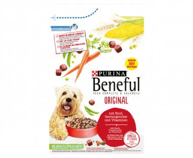Beneful Hond Original met rund 3kg Hopr online supermarkt