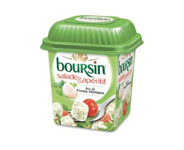 Boursin Apéritif & Salade Knoflook & fijne kruiden 120g Hopr online supermarkt