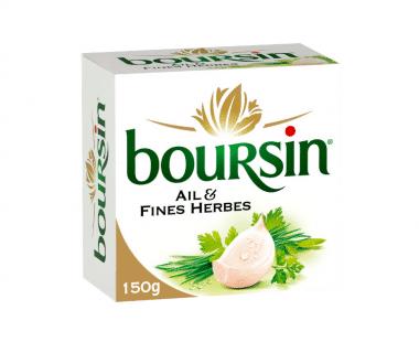 Boursin Verse Kaas Knoflook & fijne kruiden 150g Hopr online supermarkt
