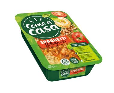 Come a casa Spaghetti Bolognese 450g Hopr online supermarkt