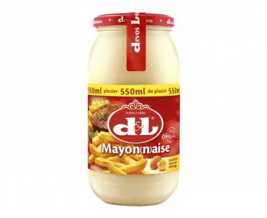 D&L Mayonaise met eieren 550ml Hopr online supermarkt