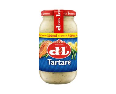 D&L Tartaresaus 300ml Hopr online supermarkt