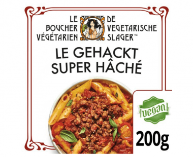 De Vegetarische Slager Vegetarischgehakt Le Gehackt Super Haché 200g Hopr online supermarkt