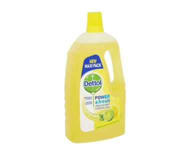 Dettol vloeibare allesreiniger Citrus 1