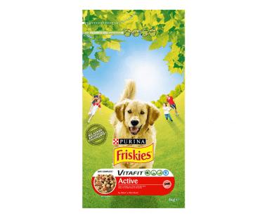 Friskies Active Hond rund 4kg Hopr online supermarkt