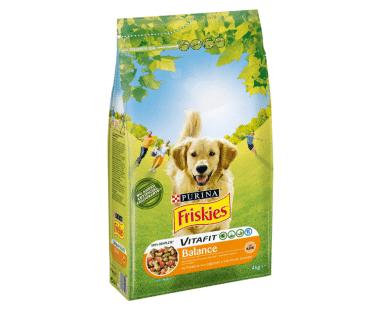 Friskies Balance Hond kip en groenten 4kg Hopr online supermarkt