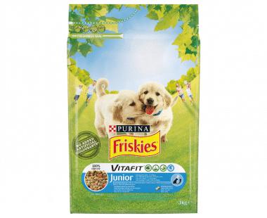 Friskies Vitafit Junior Hond 3kg Hopr online supermarkt