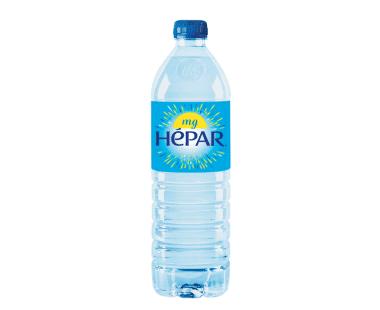 HEPAR Plat Natuurlijk Mineraalwater 1L Hopr online supermarkt