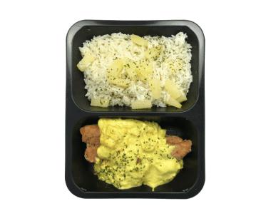 Kip curry masala met rijst 550g Hopr online supermarkt