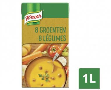 Knorr Classics Tetra Soep 8 Groentenweelde 1L Hopr online supermarkt